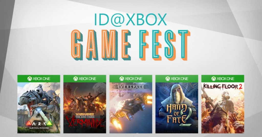 id@xbox game fest 2020 highlights