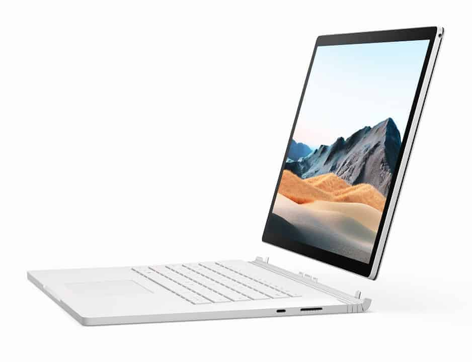 surface book 3 detachable design