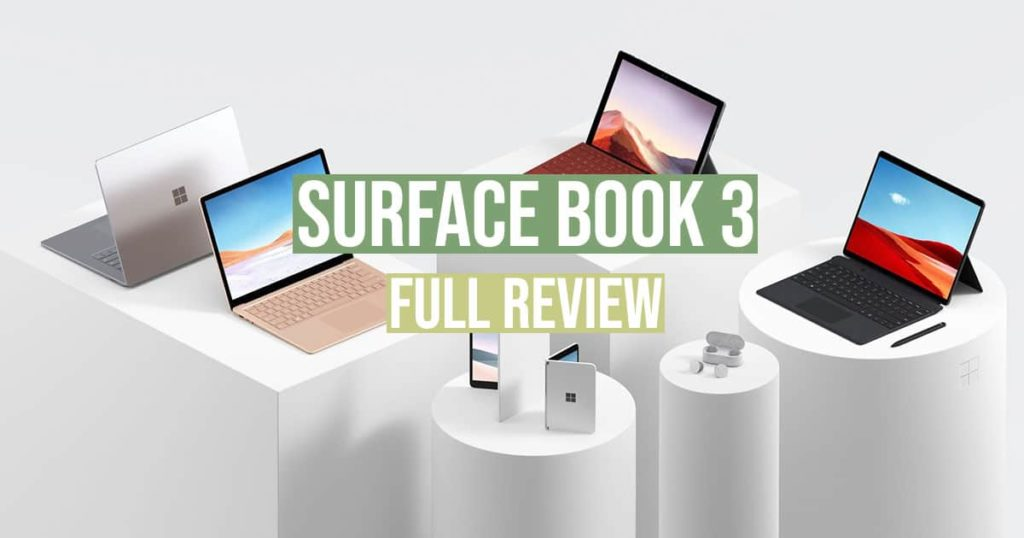 surface book 3 full review
