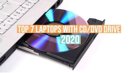 top 7 laptops with cd dvd drive