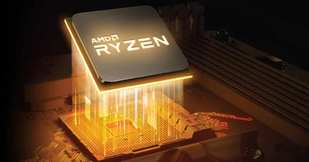 AMD B550 motherboard