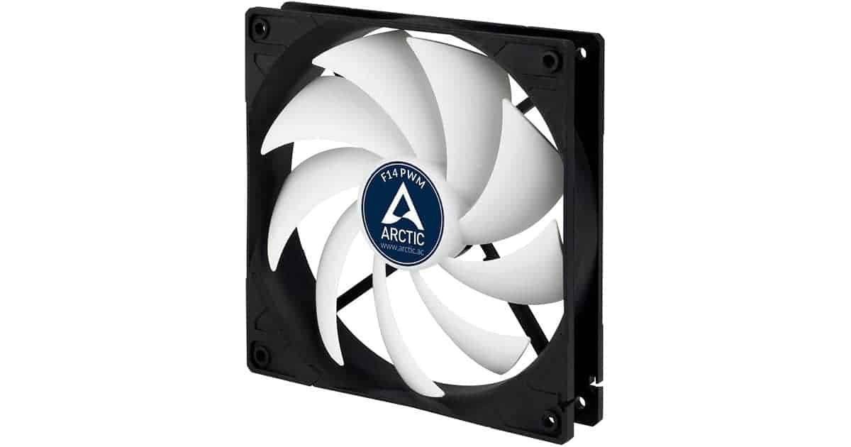ARCTIC F14 PWM - Best Budget 140mm PC Fan in 2020
