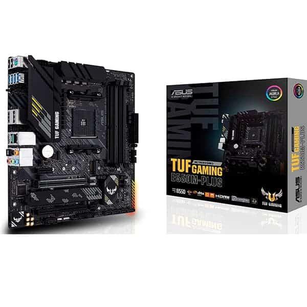 ASUS TUF Gaming B550M PLUS s