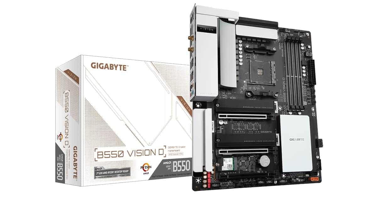 B550 Vision D
