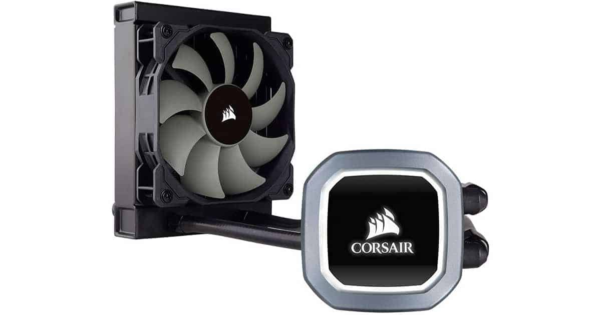 Corsair Hydro H60- Best Silent AIO Coolers