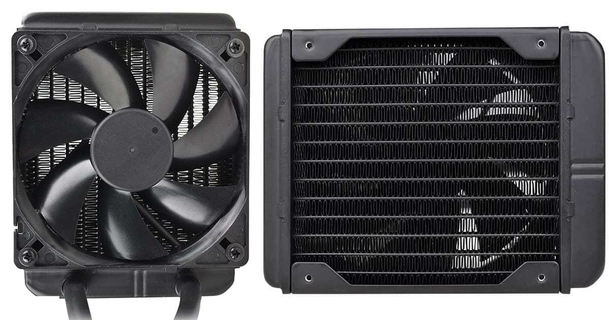 EVGA CLC 120 - Best Budget 120 mm AIO coolers