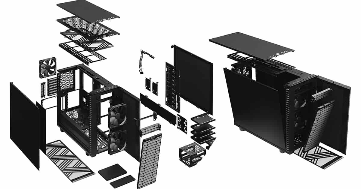 Fractal Design Compact 7