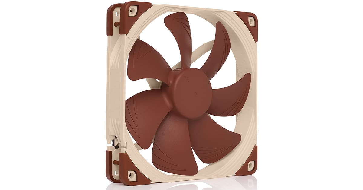 Noctua NF-A14 PWM -Best Overall 140mm PC in the market