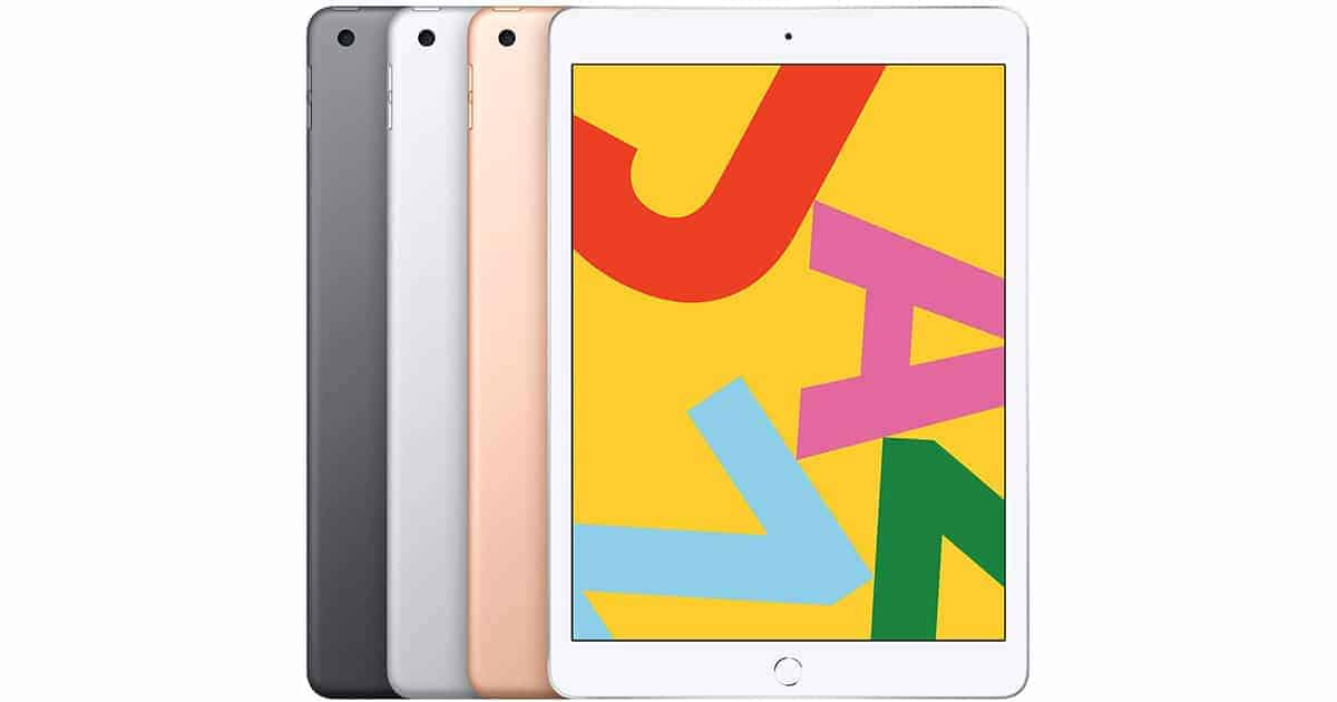 Apple iPad 10.2 (7th Gen) - Overall Best