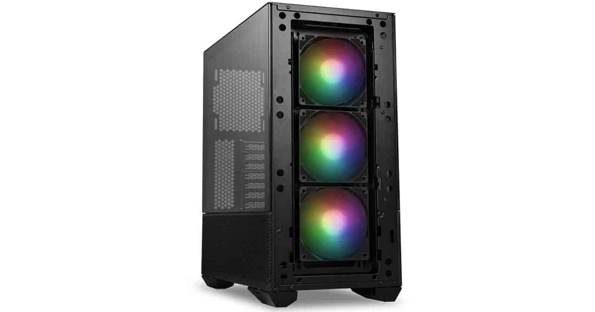 LanCool II Mesh RGB