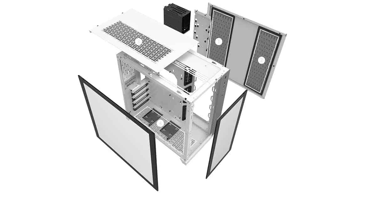 PC-O11 Dynamic interior