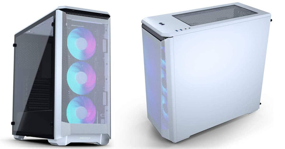Phanteks Eclipse P400A Digital- Best Overall Airflow Case