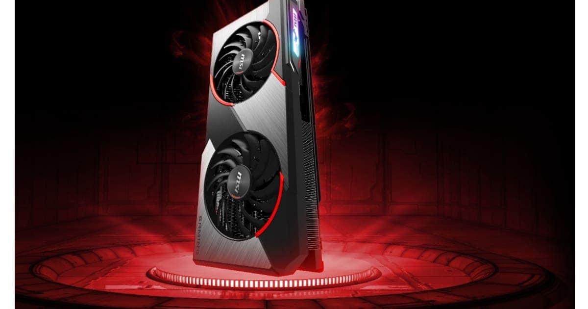 Radeon RX 5600XT