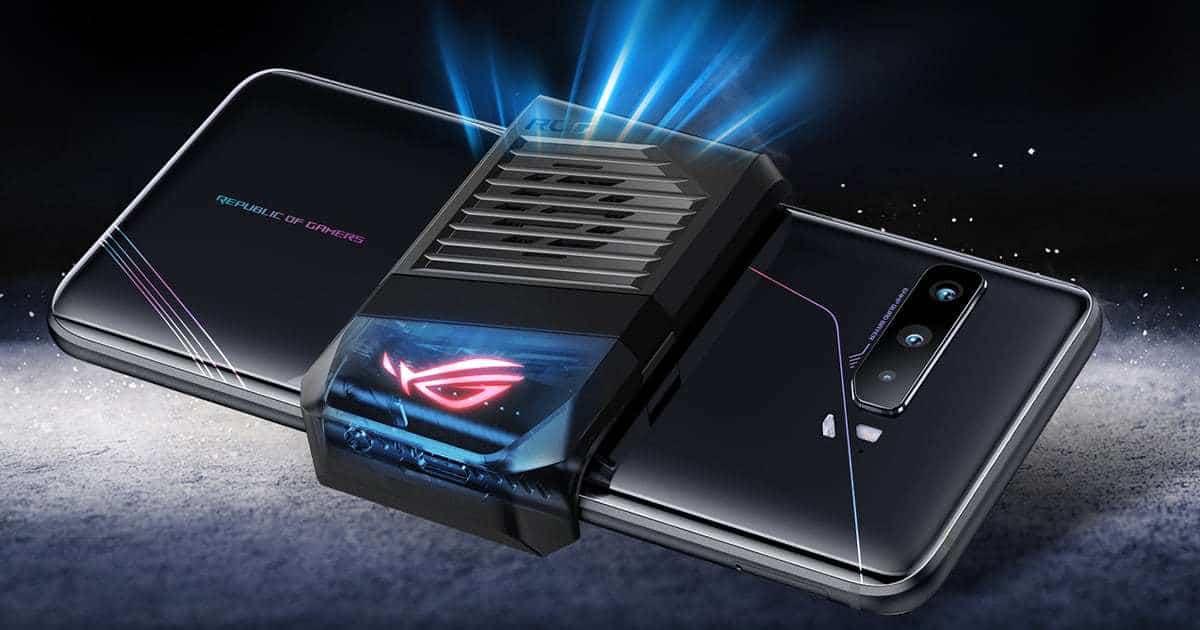 Rog 3 cooling system