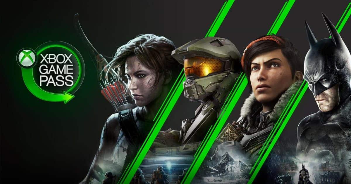 Xbox-gaming-pass