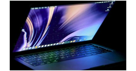ARM Macbook might ship with 2nd Gen Touch Bar and FaceID