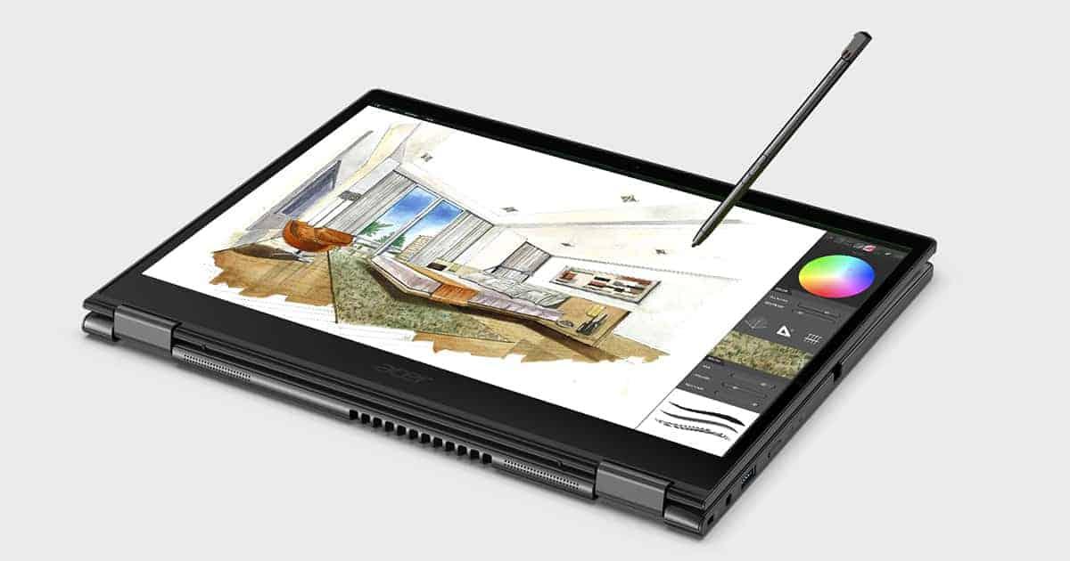 Acer Spin 5 SP513 2