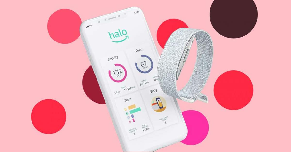 Amazon Jumps into Fitness with Halo Band and App
