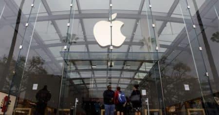 Apple's Market Valuation at 1.84 Trillion