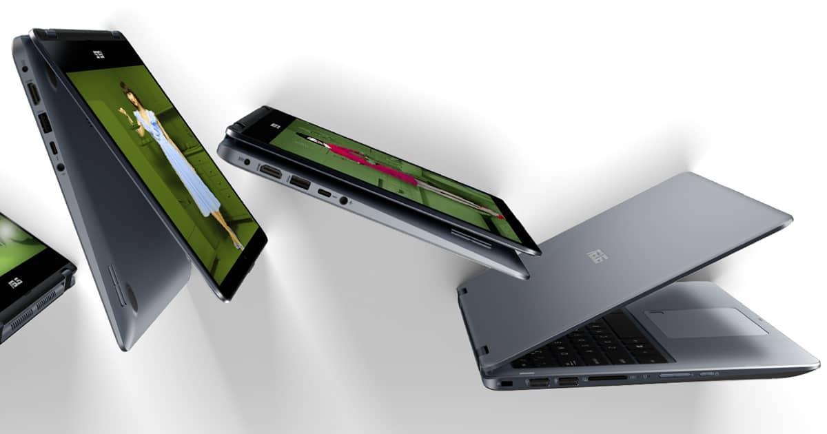 Asus flip laptop