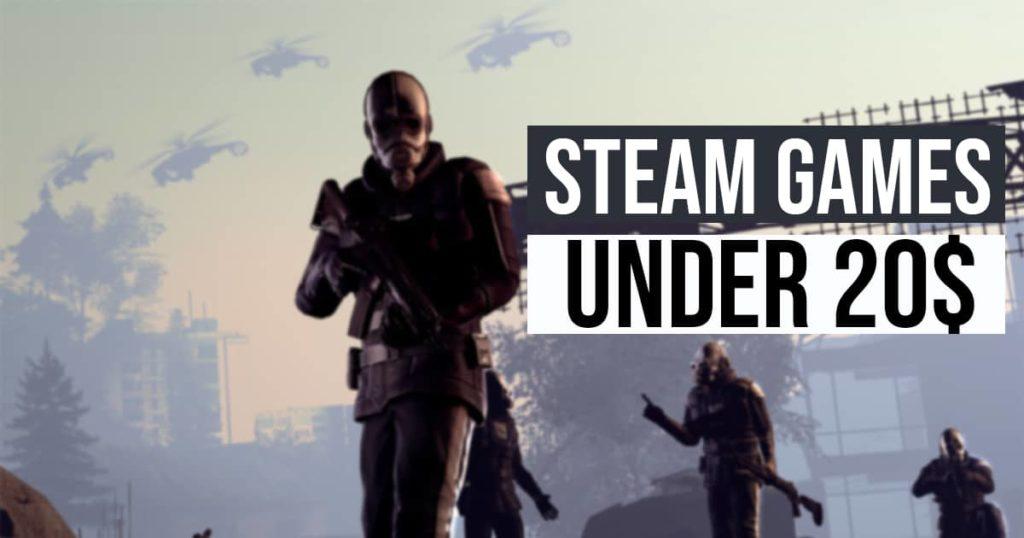 Best Steam Games Under $20