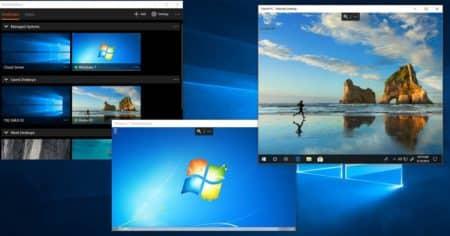 Desktop Remote app