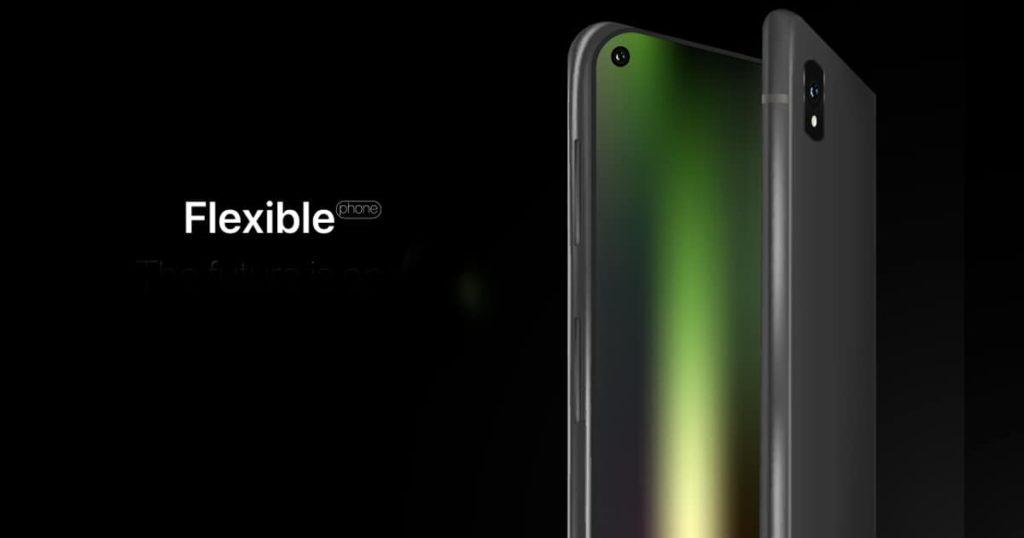 Foldabe phones
