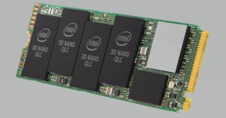 Intel discontinues the 665p M.2 SSD