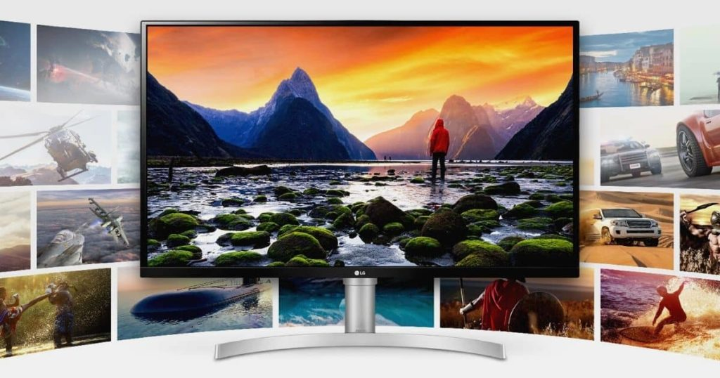 LG is launching a 4K UHD monitor; Creators and gamers should watch out!