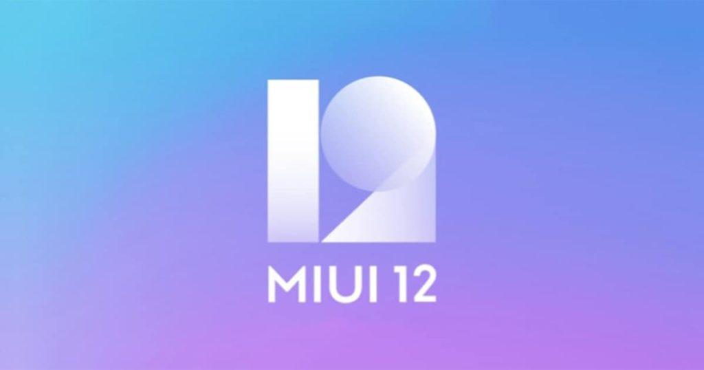 MIUI 12 1
