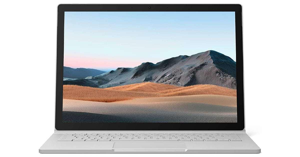 Microsoft Suface Laptop 3