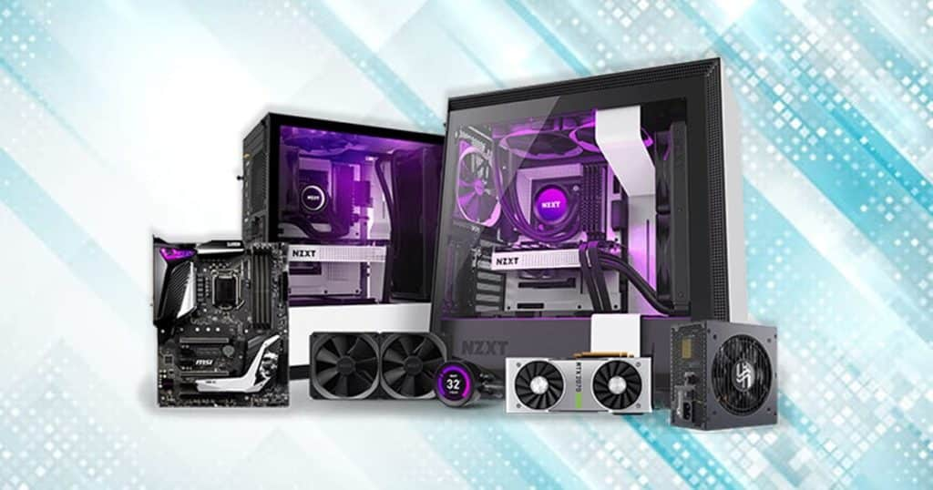 NZXT introduces their Budget Starter PC lineup