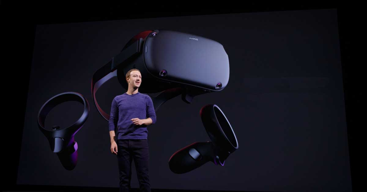 Oculus Users Need Facebook Account