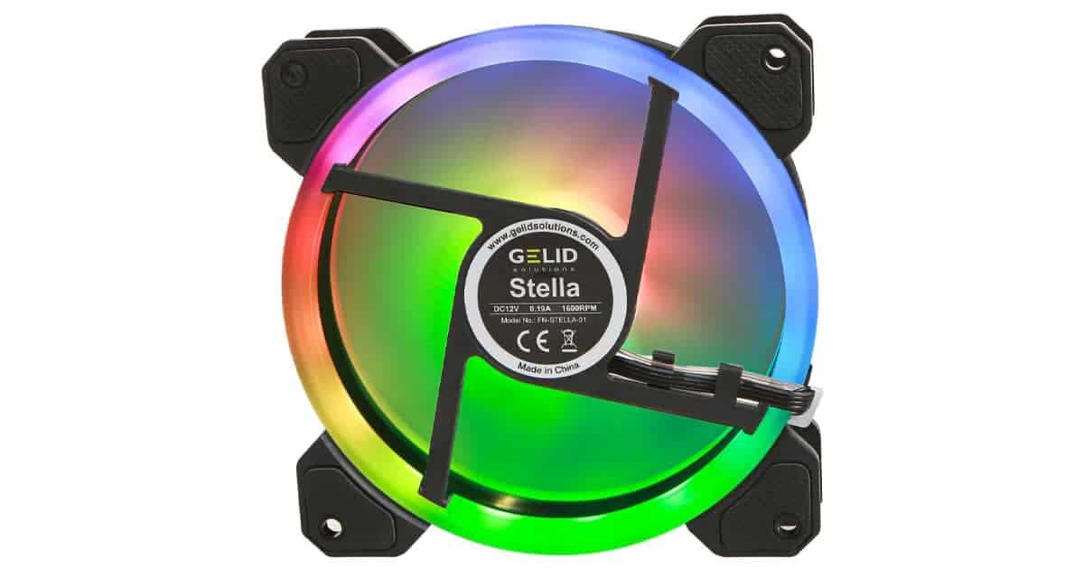 Stella ARGB Fans back