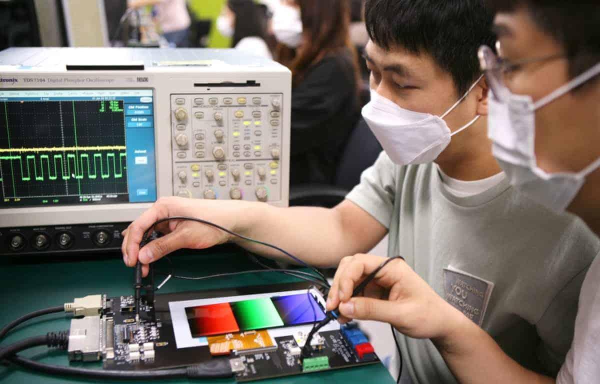VRR Technology, Samsung