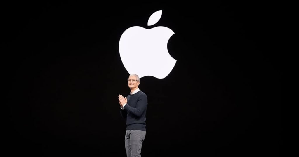 apple issued an apology
