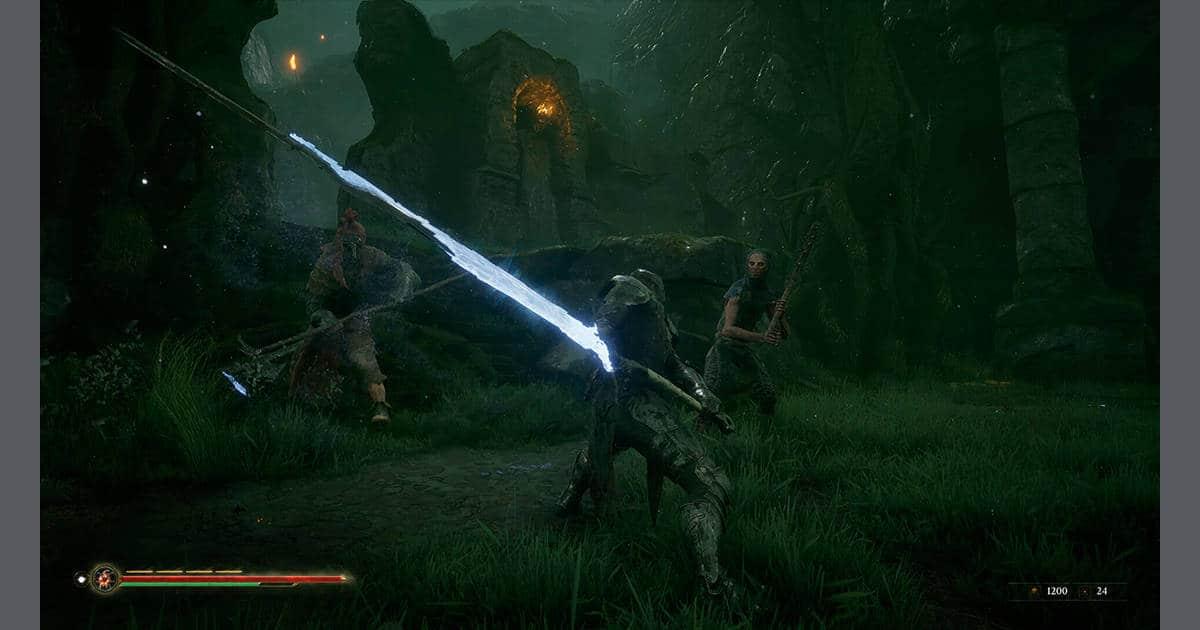 Mortal Shell Combat
