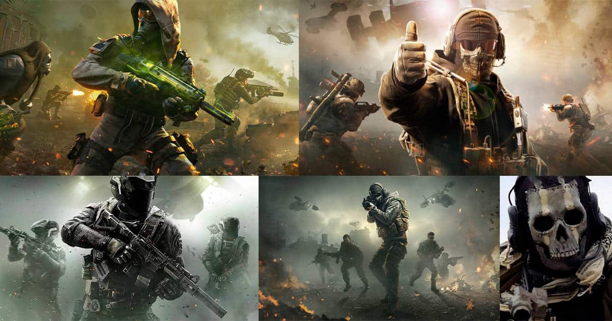Activision Blizzard Call of Duty franchise