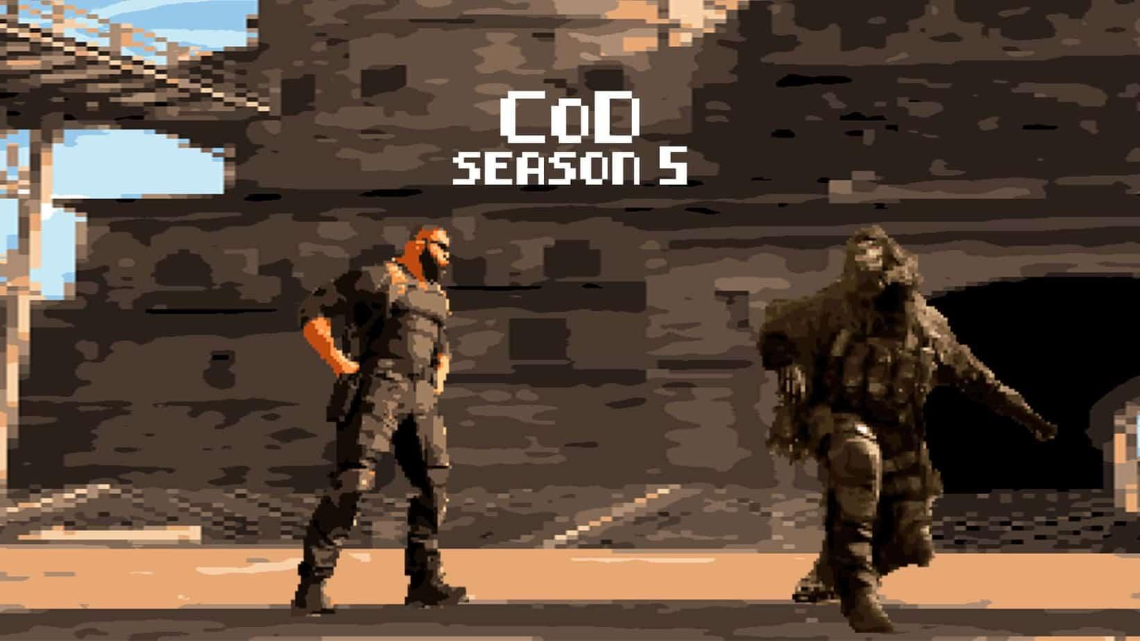 Call of Duty Season 5