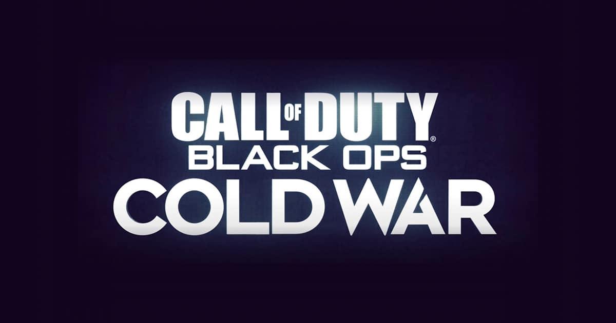 Black Ops Cold War next-gen game trailer