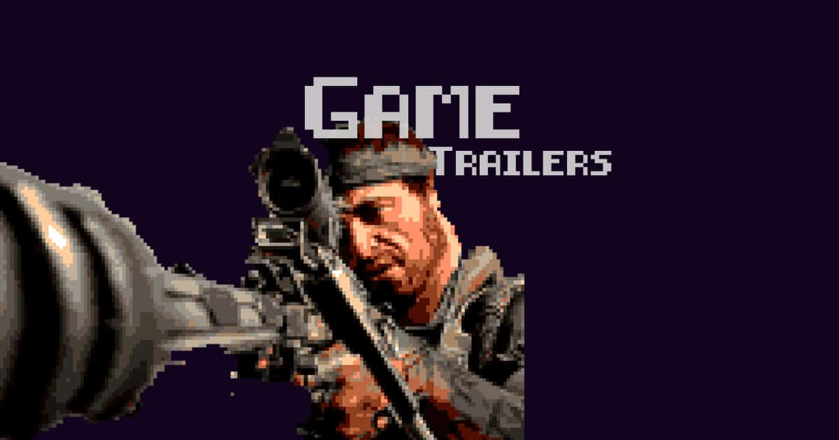 Next-gen game trailer