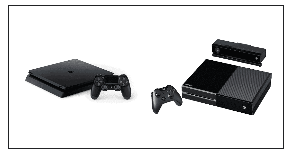 Current gen consoles