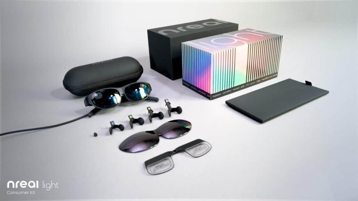 nreal consumer kit