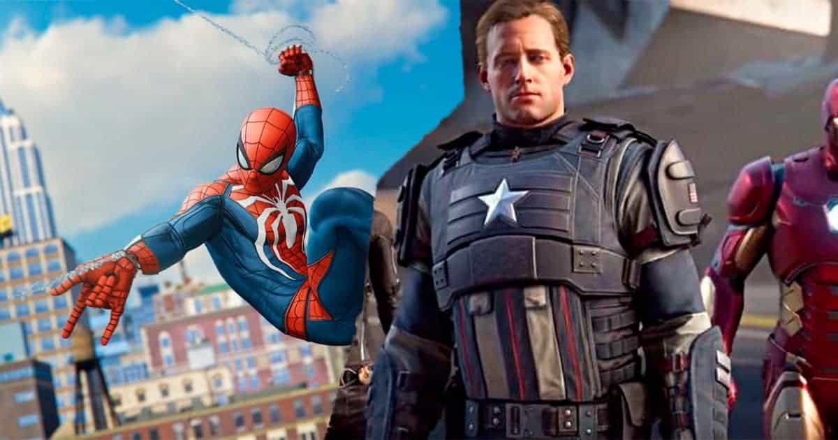 Marvel's Avenger's exclusive PS Spider-Man DLC