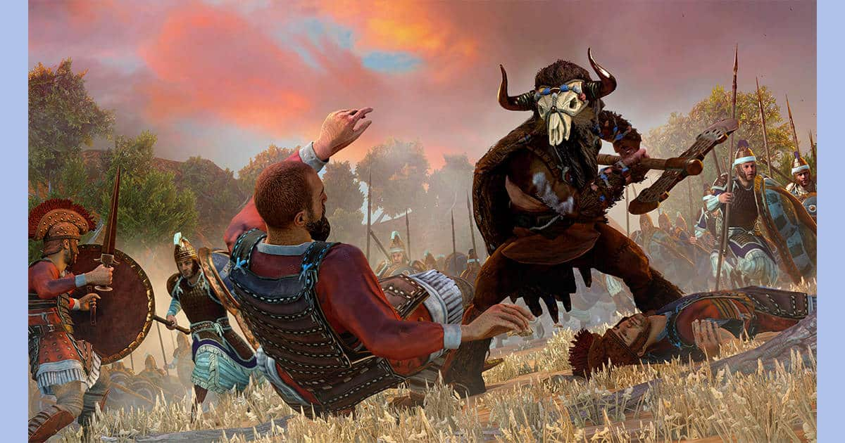 Total War Saga: Troy Review