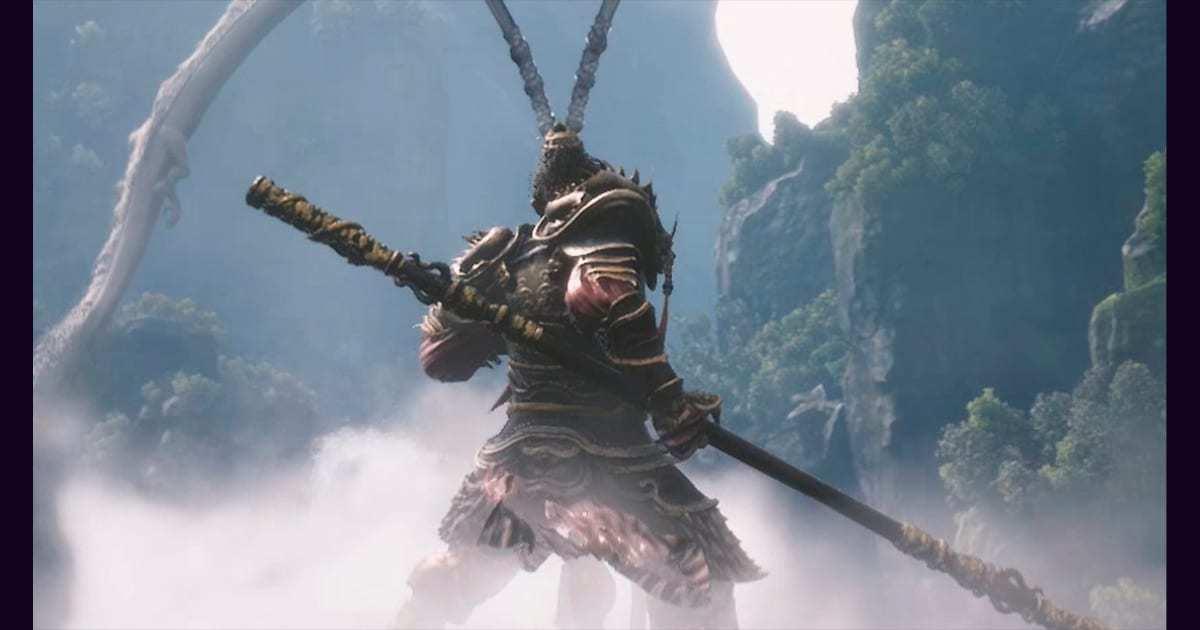 Black Myth: Wukong next-gen game trailer