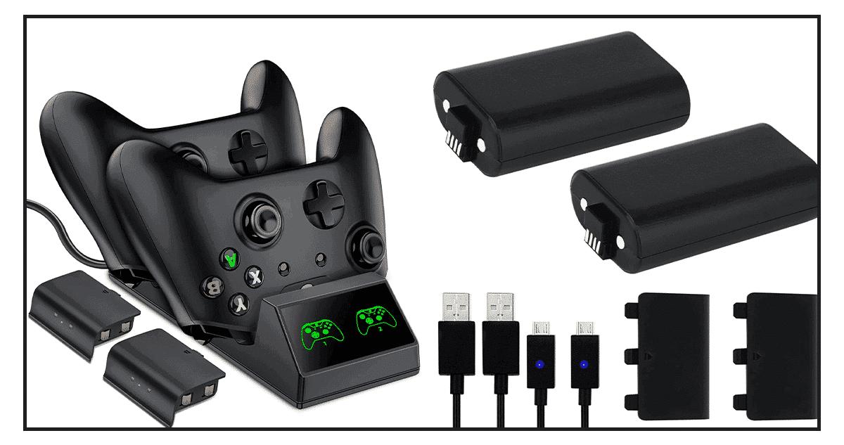 Xbox controller flashing