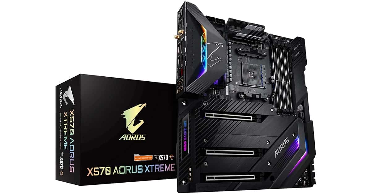 Aorus X570 Xtreme