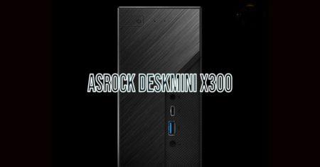 AsRock DeskMini adds supports for the latest Ryzen 4000 desktop APU