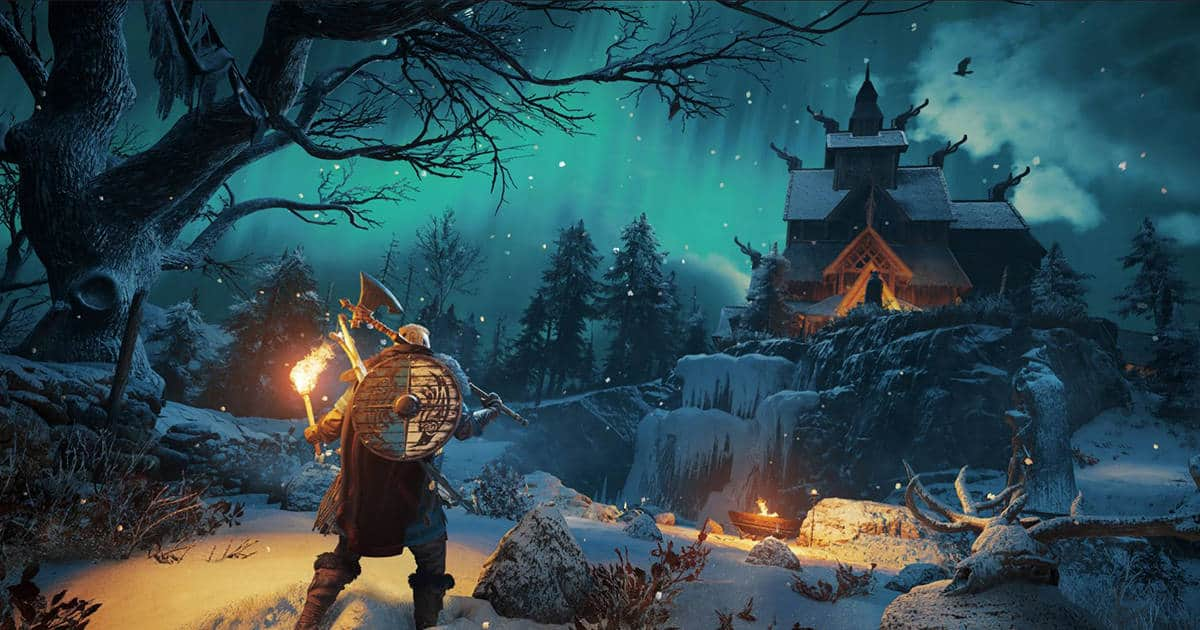 Assassin's Creed Valhalla gaming